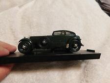 BRUMM SERIE ORO 1928 BENTLY SPEED  SIX  1;43RD N O S IN  PLASTIC CASE / BOX