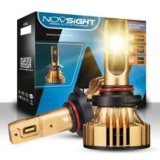 NOVSIGHT 9005 HB3 LED Headlight Bulb Conversion Kit 72W 12000LM 3000K Hi/Lo Beam