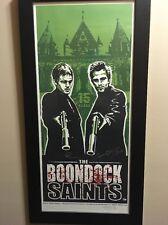 Boondocks Saints SIGNED AUTO Bloody Variant  Art Print #64/99 - Reedus/Flannery
