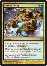 Abrupt Decay x1 Magic the Gathering 1x Return to Ravnica mtg card