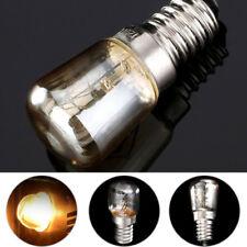 1* 500°C Cooker Oven Appliance Lamp Bulb 25W 220-250v SES Base ( E14 ) New Hot