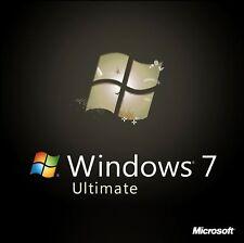 Microsoft Windows 7 Ultimate 32/64 ESD Multilanguage Original License Key