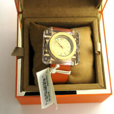 Tory Burch Swiss TRB3000 Izzie 37mm Stainless Steel Leather Band Ladies Watch