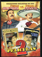 Jesusita En Chihuahua / Los Valientes No Mueren, BRAND NEW FACTORY SEALED 2-DVD