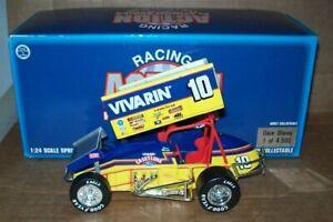 DAVE BLANEY #10 VIVARIN 1/24 ACTION SPRINT CAR DIECAST CAR 4500 MADE