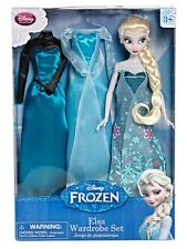 Disney Frozen Elsa Dress Up Doll New In Box Collector Item Pretend Play Princess