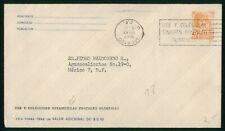MayfairStamps Mexico 1967 Olympic Cancel Cover wwr719
