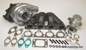 FOR Honda D16 D-Series T3/T4 CAST Turbo Manifold Wastegate HEADER VALVE