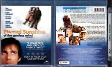Blu-ray ETERNAL SUNSHINE OF THE SPOTLESS MIND Jim Carrey Cdn Region A OOP NEW