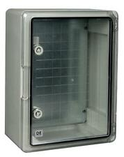 "ENCLOSURE TRANS DOOR 500X400X240MM Enclosures & 19"" Cabinet Racks"