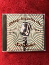 Pittsburgh Songwriters Circle 2017 Collection by Various (2 CD's, 2017, PSWC) 2