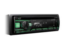 AUTORADIO ALPINE CDE-201R FLAC DOPPIA ILLUMINAZIONI AUX IN USB IPHONE