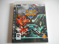 JEU PLAYSTATION 3 / PS3 - THE EYE OF JUDGMENT - COMPLET