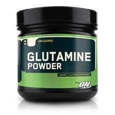 Optimum Nutrition Glutamine Powder 630 g 120 Portionen Muskelaufbau L-Glutamin