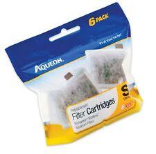 Aqueon Products-supplies-Aqueon Filter Cartridge Small/6 Pk