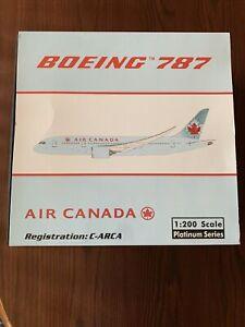 phoenix 1:200 Platinum Series boeing 787 Air Canada