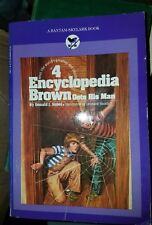 Encyclopedia Brown Gets His Man [Paperback]