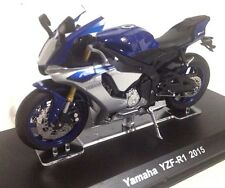 YAMAHA YZF-R1 2015 MOTO 1/18 IXO SALVAT DIECAST