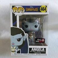 Funko Pop Disney Gamestop Exclusive ANGELA Vinyl Figure #464 Gargoyles