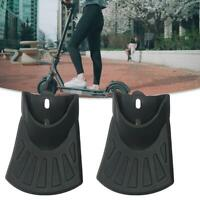 2PCs M365 Pro Front Rear Fender Retaining Mud Electric Scooter For Xiaomi
