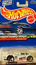 Hot Wheels 1999 Classic Games Series #3 Collector 983 New Carded Sol-aire CX-4