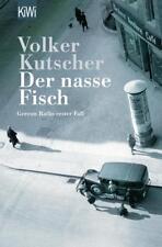 Der nasse Fisch / Kommissar Gereon Rath Bd.1 von Volker Kutscher (2008, Taschenbuch)