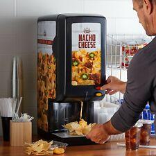 Carnival King Cheese Sauce Dispenser 110 oz /120 V Restaurant Home Kitchen Bar