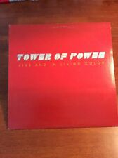 Live & In Living Color - Tower Of Power (Vinyl Used) - 1976
