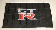 GTR Nissan Style 2 Banner Flag - Car GTS Nismo Skyline Racing Workshop Man Cave