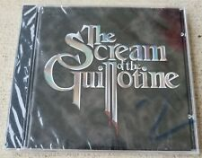 Scream of the Guillotine --THE SCREAM OF THE GUILLOTINE -- Rare New, SS 2001 CD!