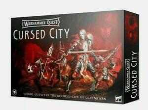 Game workshop Warhammer Cursed City engl. new sealed