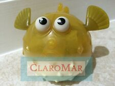 ☀️Disney Pixar FINDING NEMO Bloat Blowfish Figure Bath Toy McDonalds Cake Topper