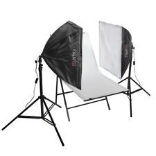 EzyLite Continuous Lighting Kit + 60 x130cm Shooting Table Product Photography
