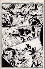 Captain America #9 Art by Joe Bennett