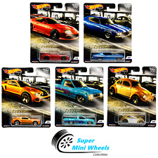 Hot Wheels Premium 2019 Car Culture M Case Cruise Boulevard Set of 5 Cars