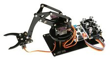 eBOT ARM Elite Pack 4 DOF, Robotics Arm with claw ( Arduino & Servo Ctrl, USA)