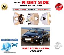 Pour FORD FOCUS Mk II Hatch 2X AVANT DROIT et GAUCHE ÉTRIERS DE FREINS PAIRE 2004-2012
