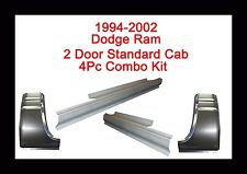 1994-02 Dodge Ram Standard Cab Rocker Panels And Cab Corners 4 Piece Kit