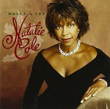 Natalie Cole Holly & ivy (1994)  [CD]