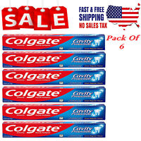 Colgate Cavity Protection Toothpaste Cleans Teeth Thoroughly Pack Of 6
