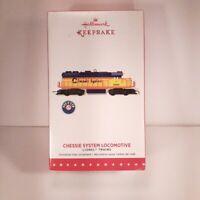 Lionel Trains Chessie System Locomotive 2015 Hallmark ORNAMENT Seaboard TrainNIB