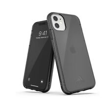 Adidas FW19 Protective Clear iPhone 11 Case - Black / Clear