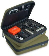 Maletines, bolsas y fundas carcasas verde para cámaras de vídeo y fotográficas