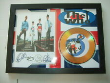 THE WHO  SIGNED  DISC 693