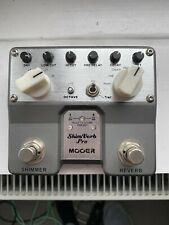 More details for mooer shimverb pro stereo reverb pedal