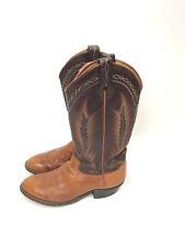 Tony Lama Cowboy Western Boots style 3207 Men's size 8.5 D