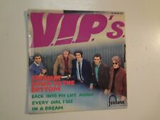 """V.I.P.'s: (Early Spooky Tooth)Straight Down To The Bottom +3-France 7"""" 67 EP PCV"""