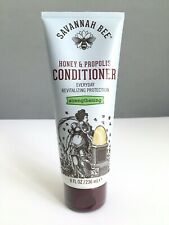 Savannah Bee Honey & Propolis Conditioner Everyday Strengthening 8 fl oz New