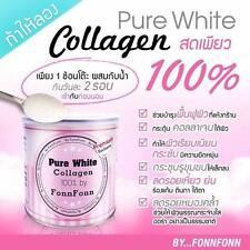 Pure White Aura Collagen Fonn Fonn Collagen Premium Protein 100%