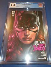 Batman Three Jokers #2 Batgirl Variant CGC 9.8 NM/M Gorgeous Gem Wow